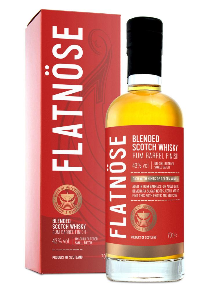 Flatnöse Blended Scotch Whisky
